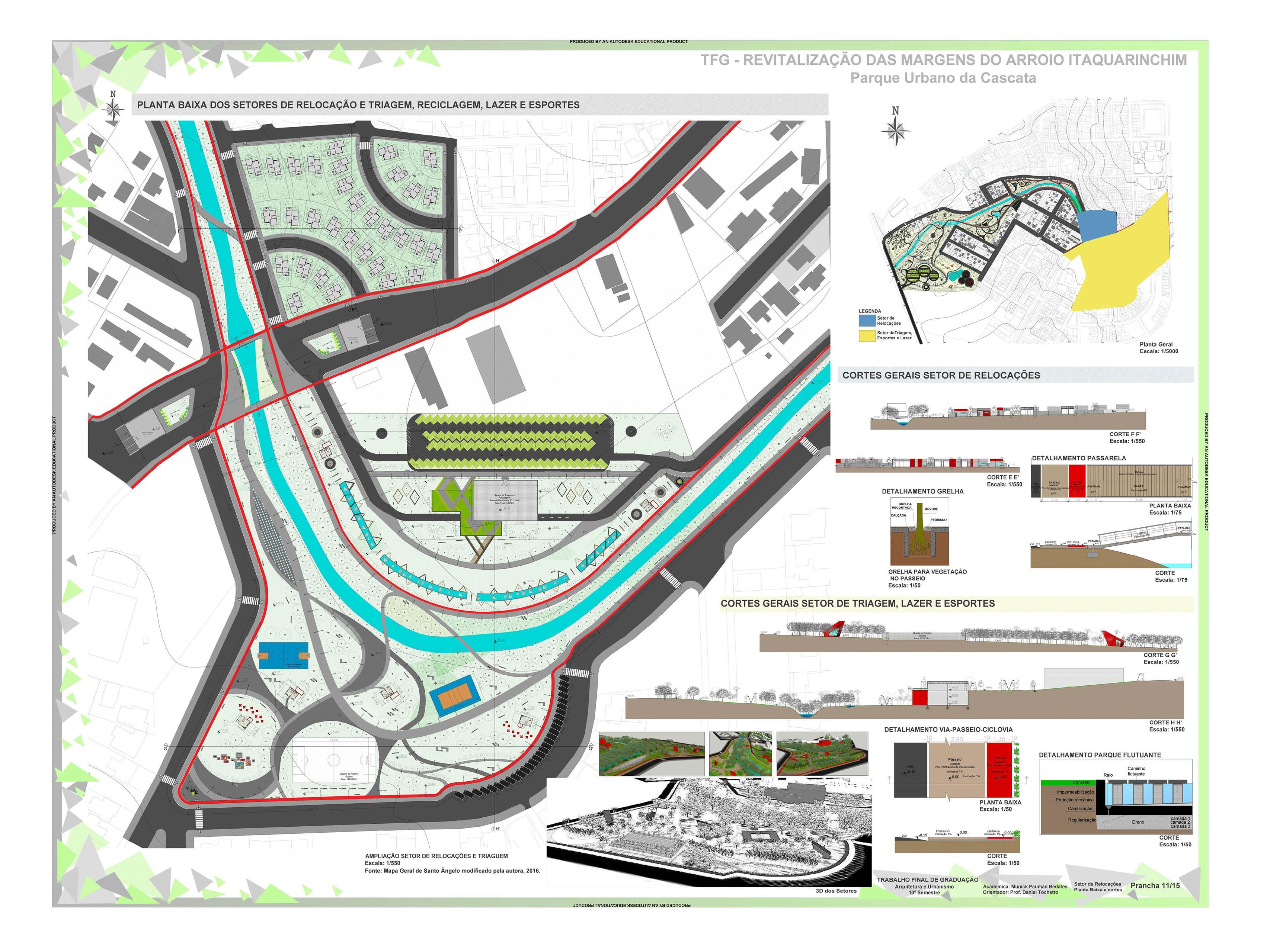 Revitalização das Margens do Arroio Itaquarinchim - Parque Urbano da Cascata10 (Copy)