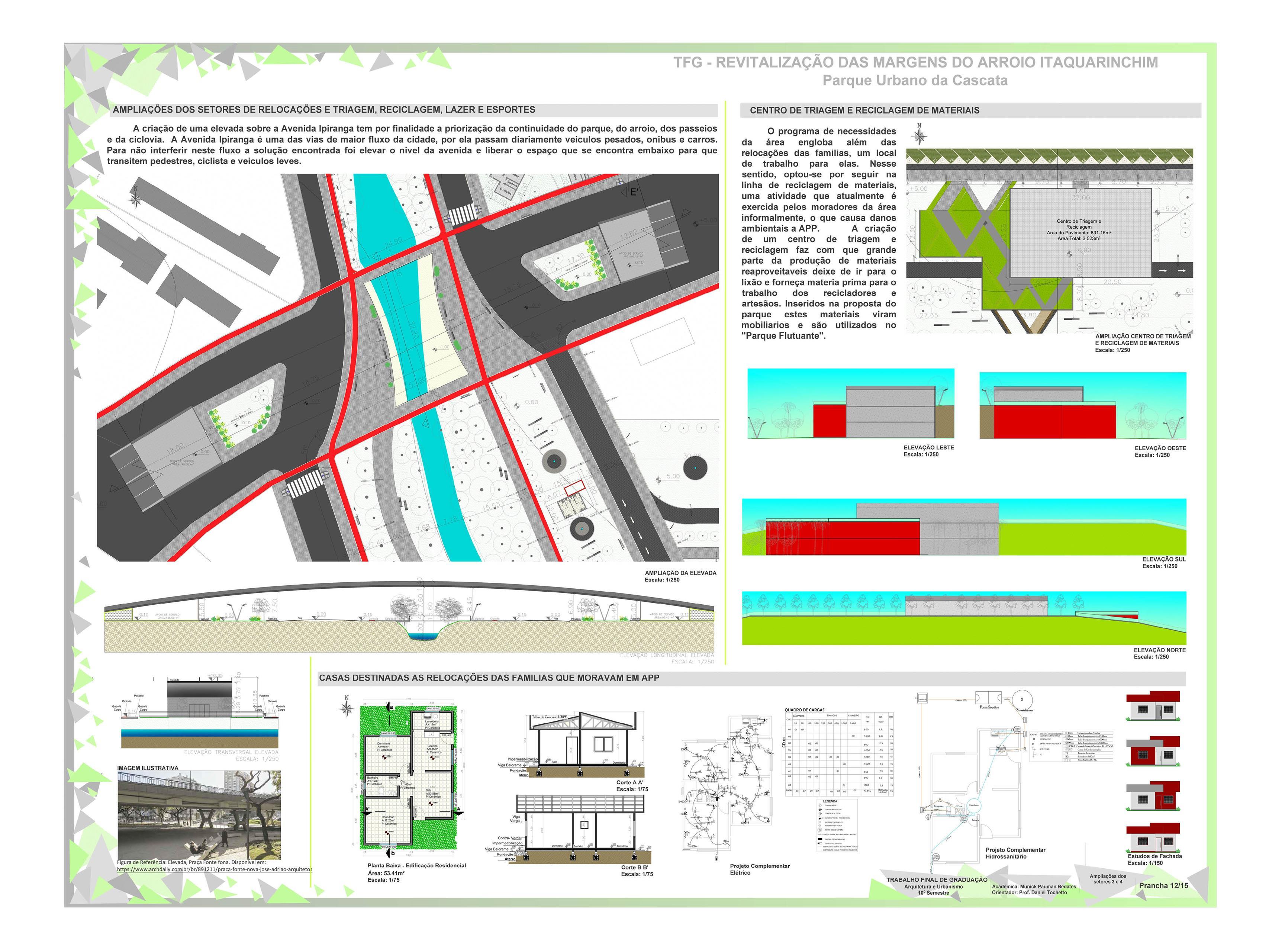 Revitalização das Margens do Arroio Itaquarinchim - Parque Urbano da Cascata11 (Copy)