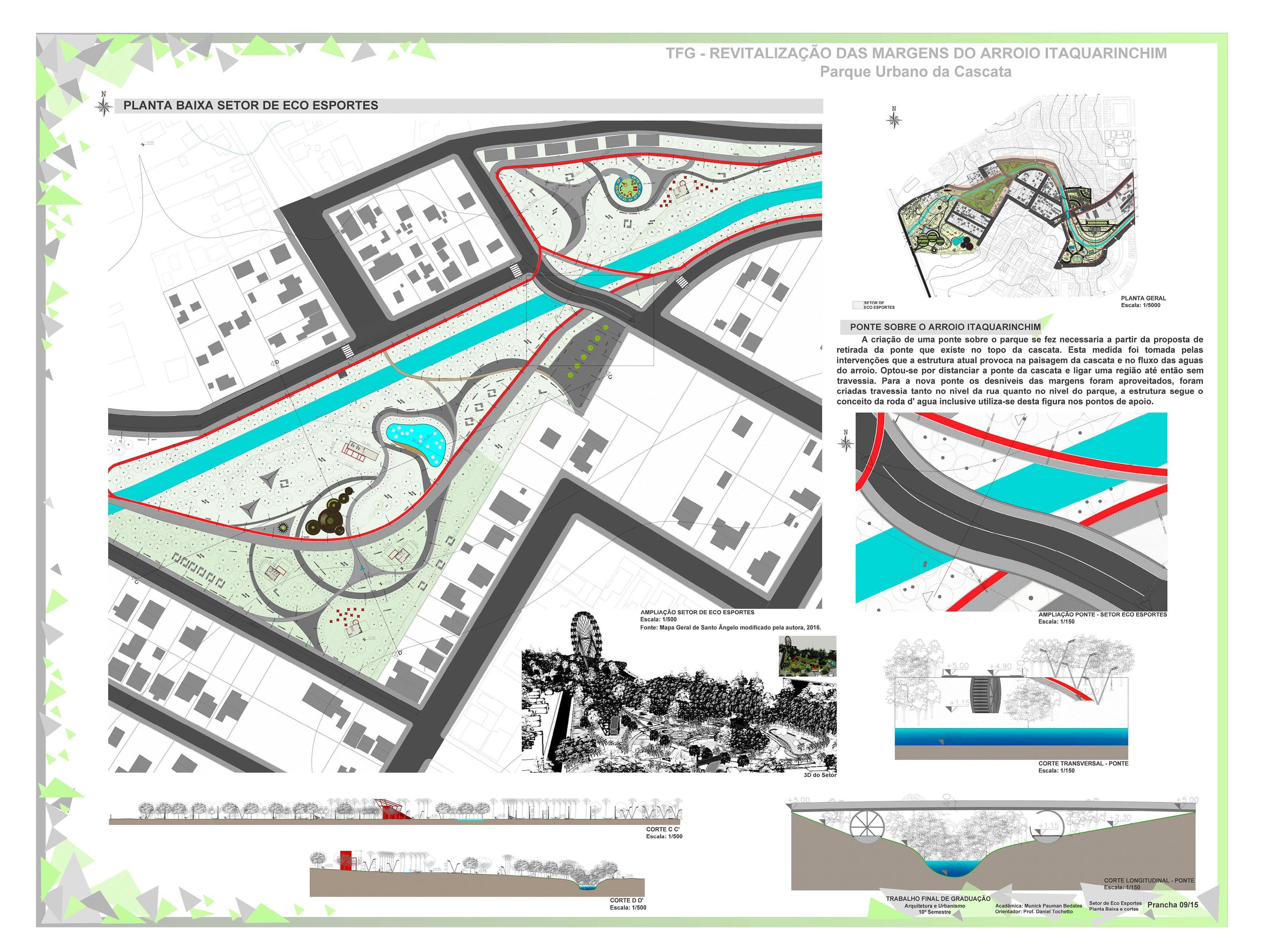 Revitalização das Margens do Arroio Itaquarinchim - Parque Urbano da Cascata12 (Copy)