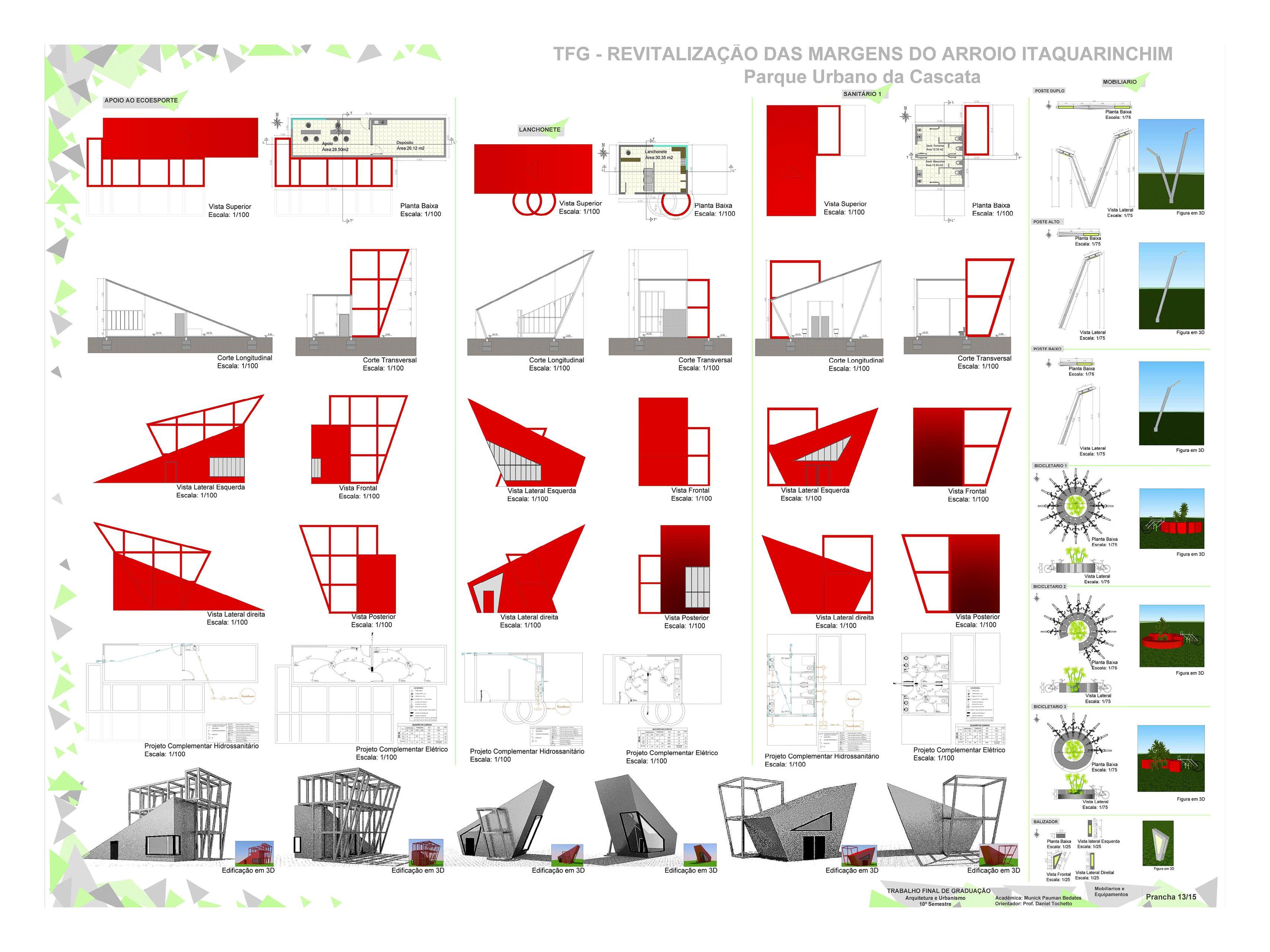 Revitalização das Margens do Arroio Itaquarinchim - Parque Urbano da Cascata13 (Copy)