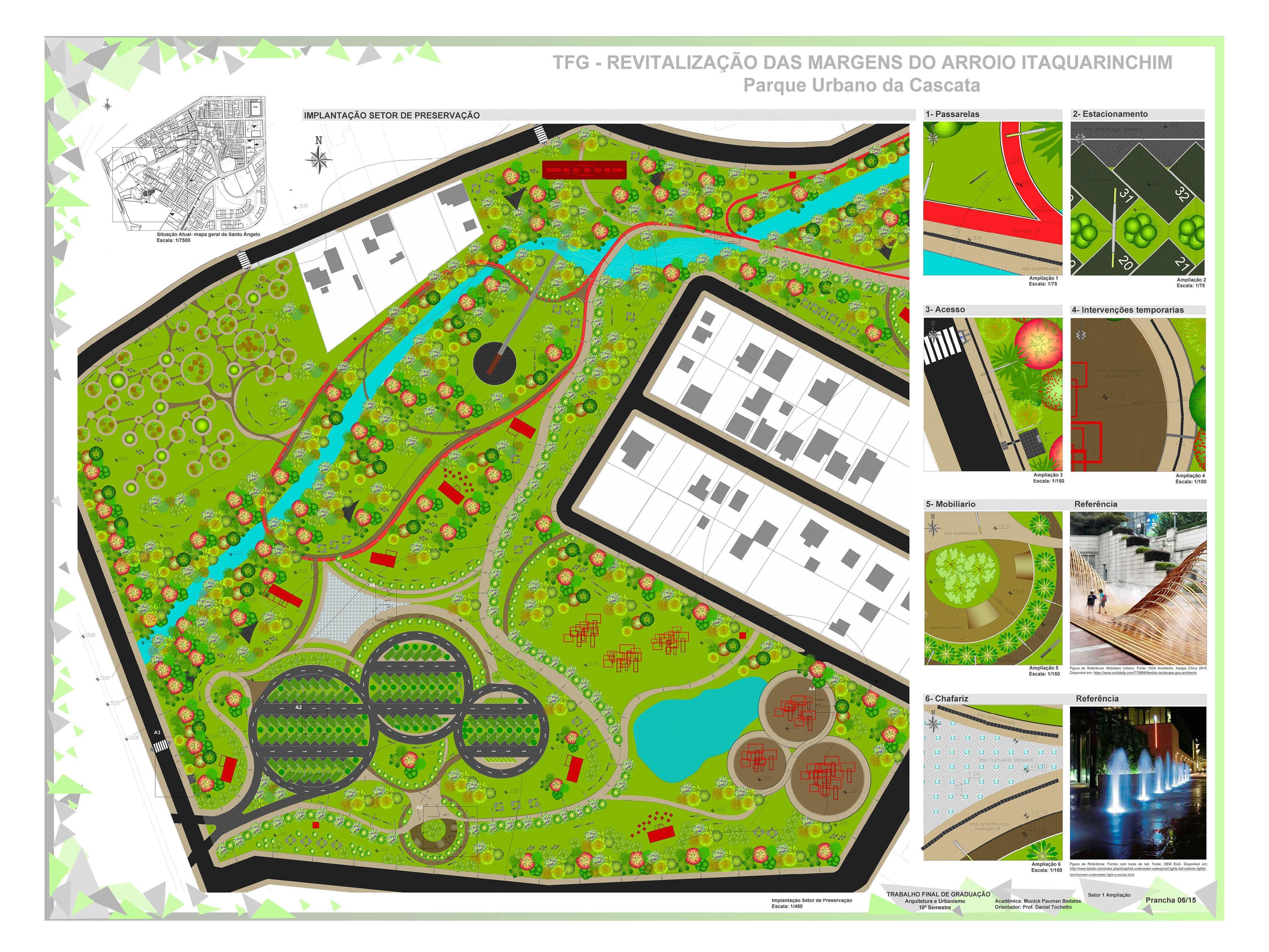 Revitalização das Margens do Arroio Itaquarinchim - Parque Urbano da Cascata6 (Copy)