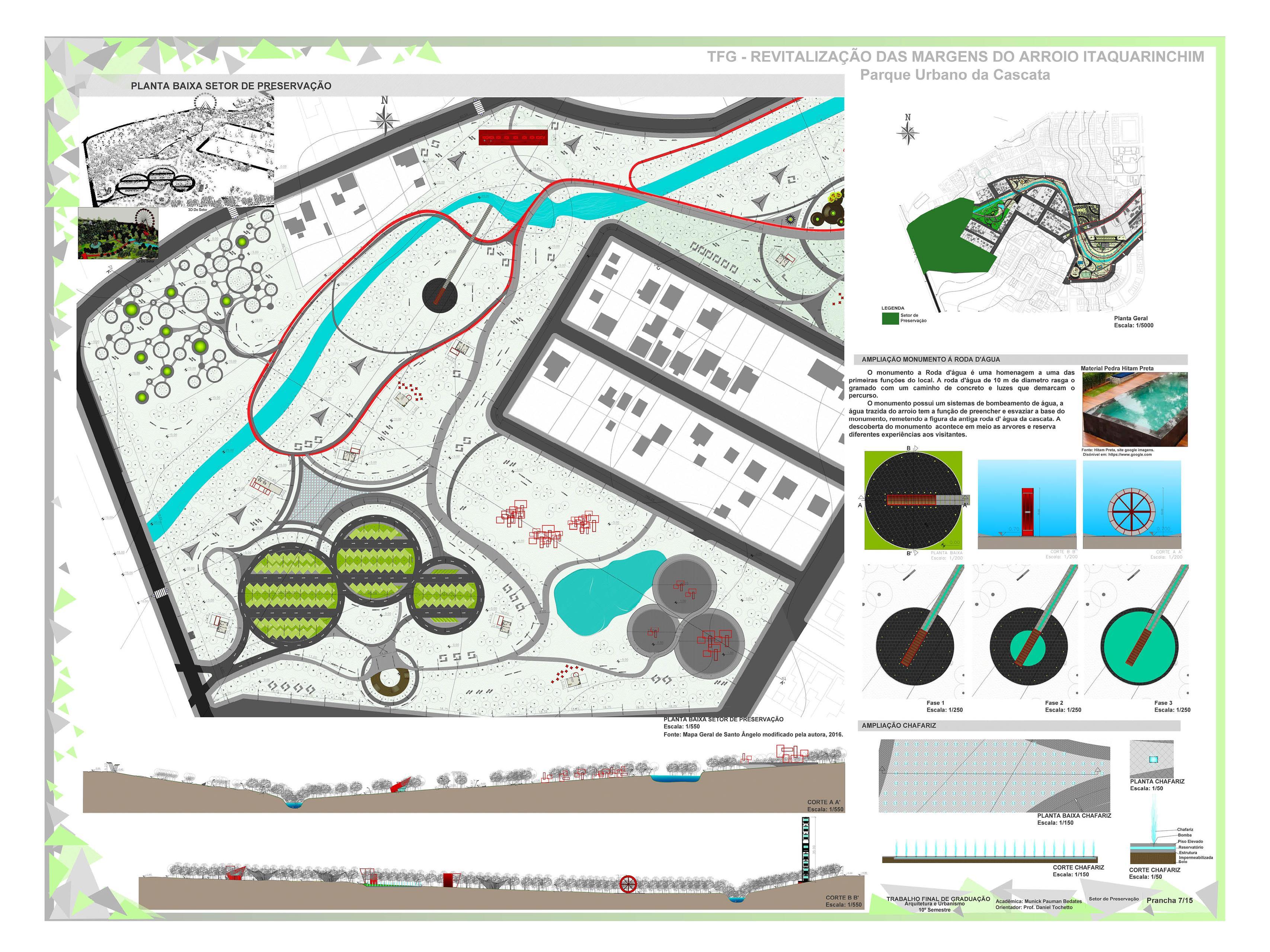 Revitalização das Margens do Arroio Itaquarinchim - Parque Urbano da Cascata7 (Copy)