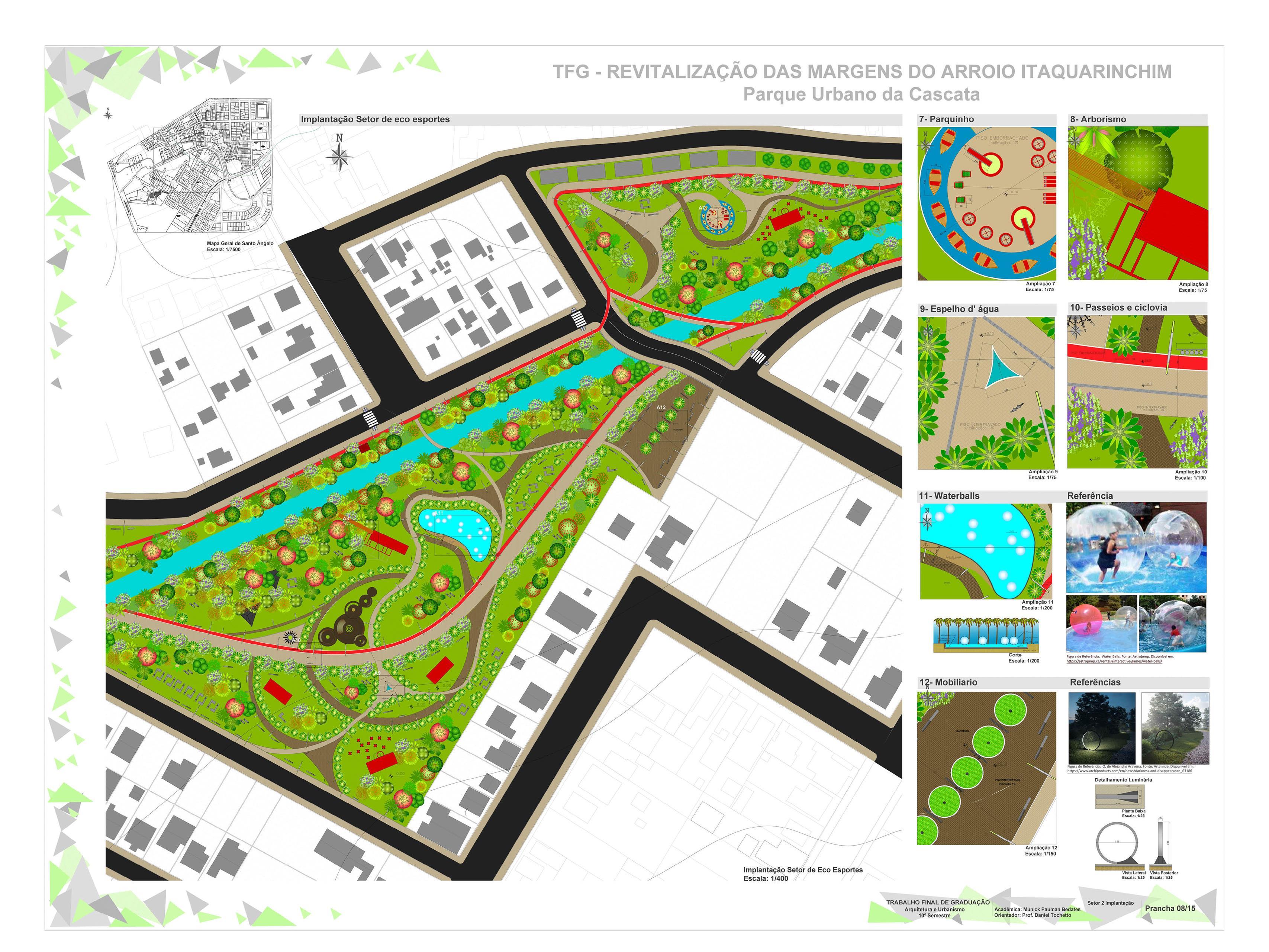 Revitalização das Margens do Arroio Itaquarinchim - Parque Urbano da Cascata8 (Copy)