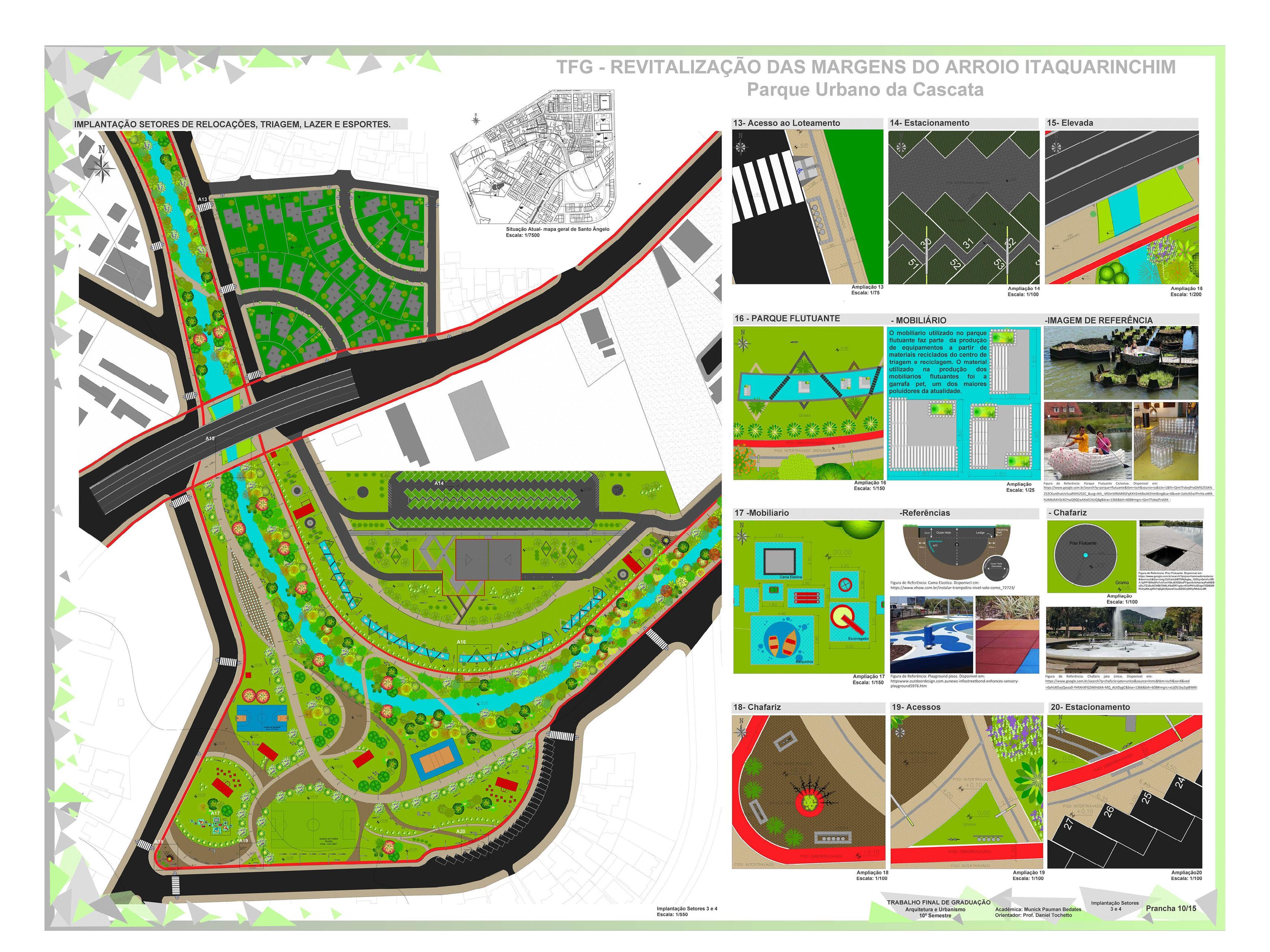 Revitalização das Margens do Arroio Itaquarinchim - Parque Urbano da Cascata9 (Copy)
