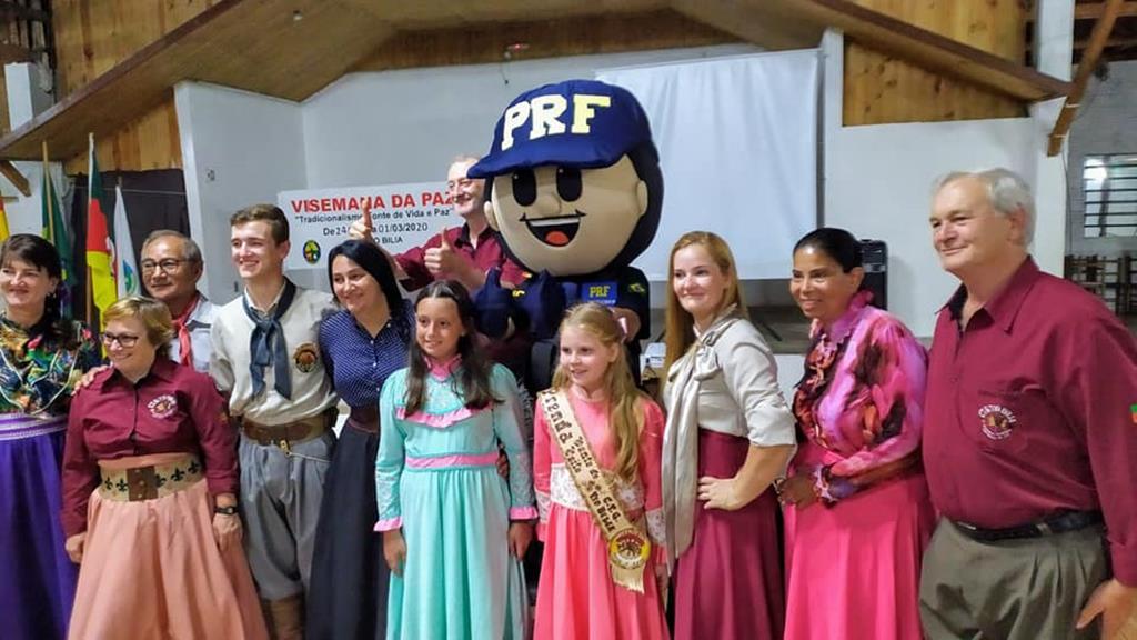 CTG - Tio Bilia Atividade da PRF na Semana da Paz (Copy)