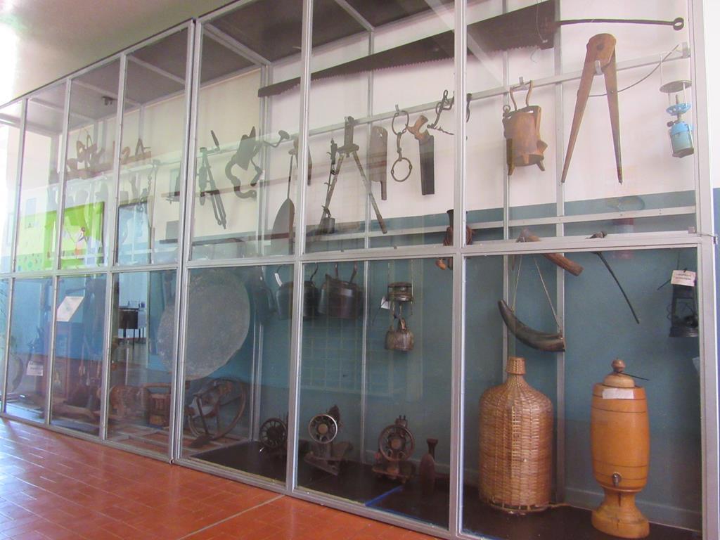 Museu da Escola Municipal Nossa Senhora Aparecida do Distrito Sossego (15) (Copy)