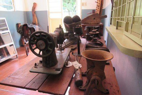 Museu da Escola Municipal Nossa Senhora Aparecida do Distrito Sossego - Foto Marcos Demeneghi