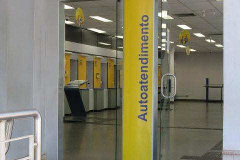 Autoatendimento do Banco do Brasil em Santo Ângelo às 14h