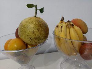 Proporção em relação a outras frutas /Foto - Marcos Demeneghi