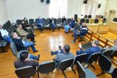 Foto: Fernando Gomes - A reunião ocorreu no auditório Juarez Lemos da Câmara de Vereadores