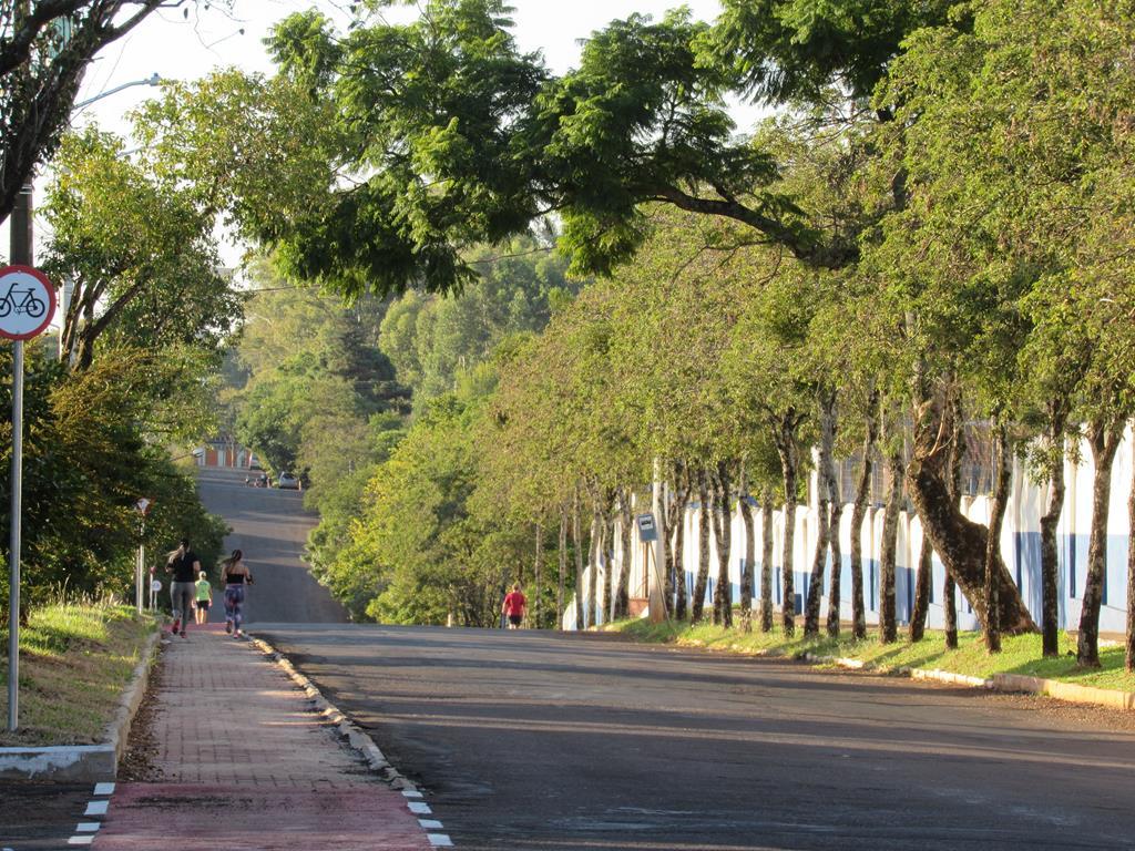 Ciclovia de Santo Ângelo Trecho entre a Rua Marquês de Tamandaré e P. Manuel da Nóbrega (21) (Copy)