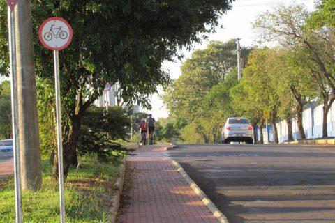 Ciclovia de Santo Ângelo Trecho entre a Rua Marquês de Tamandaré e P. Manuel da Nóbrega (28) (Copy)
