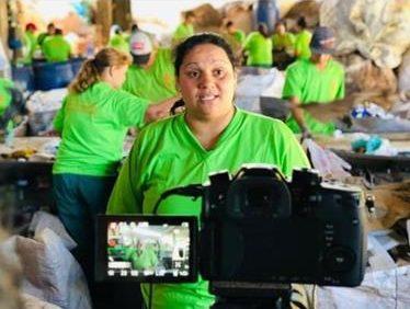 Martiane Nicoletti - Foto: Divulgação da Ecos do Verde