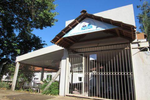 Lar da Velhice Isabel Oliveira Rodrigues - Rua Marques do Herval, zona norte do município de Santo Ângelo