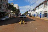 Rua Antônio Manoel - Retirada das árvores para modificação de sentido do trânsito (2) (Copy)