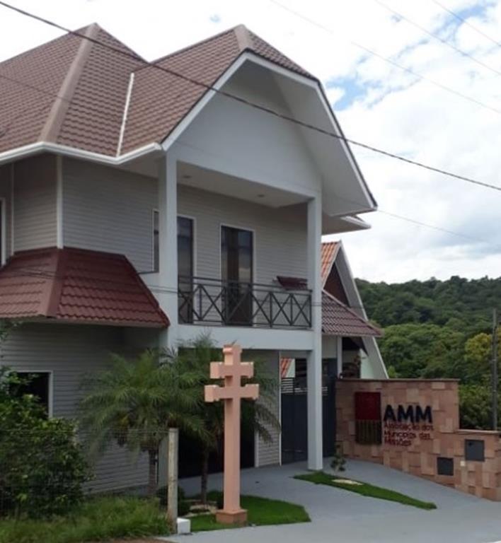 Sede da AMM em Cerro Largo