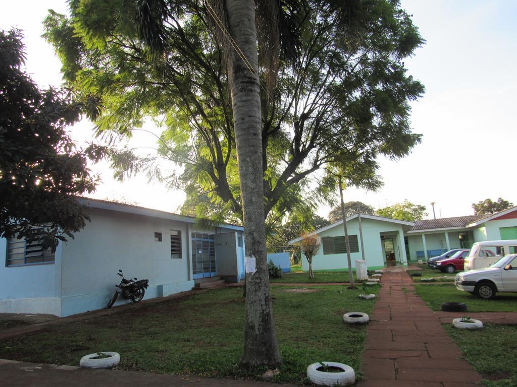 Sede do Centro de Acolhimento Martinho Lutero no interior de Entre-Ijuís - Foto: Marcos Demeneghi