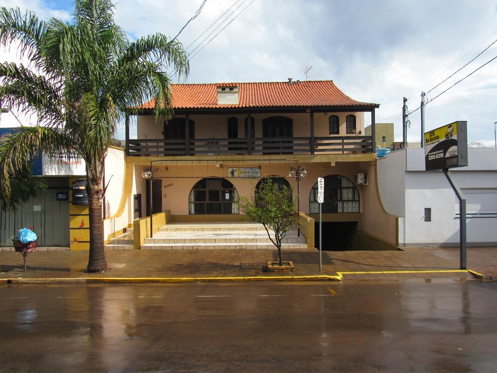 Sede do Conselho Tutelar de Santo Ângelo. Av. Getúlio Vargas, 2000 Foto: Marcos Demeneghi
