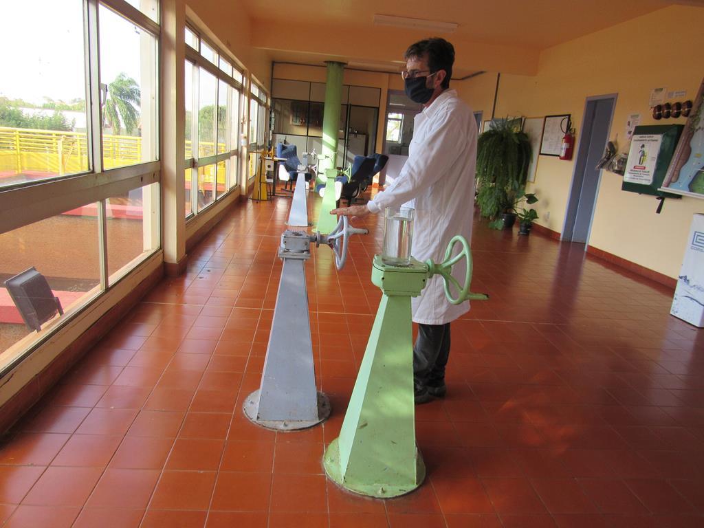Estação de Tratamento de água ETA II - Corsan de Santo Ângelo - Fotos: Marcos Demeneghi