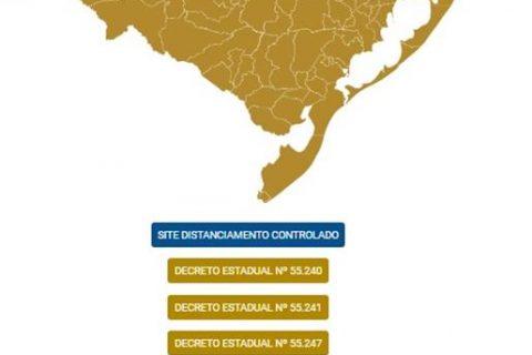 Esta imagem é uma reprodução do site - https://www.senacrs.com.br/decretos/