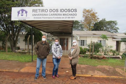 Retiro dos Idosos Universina Carrera Machado -