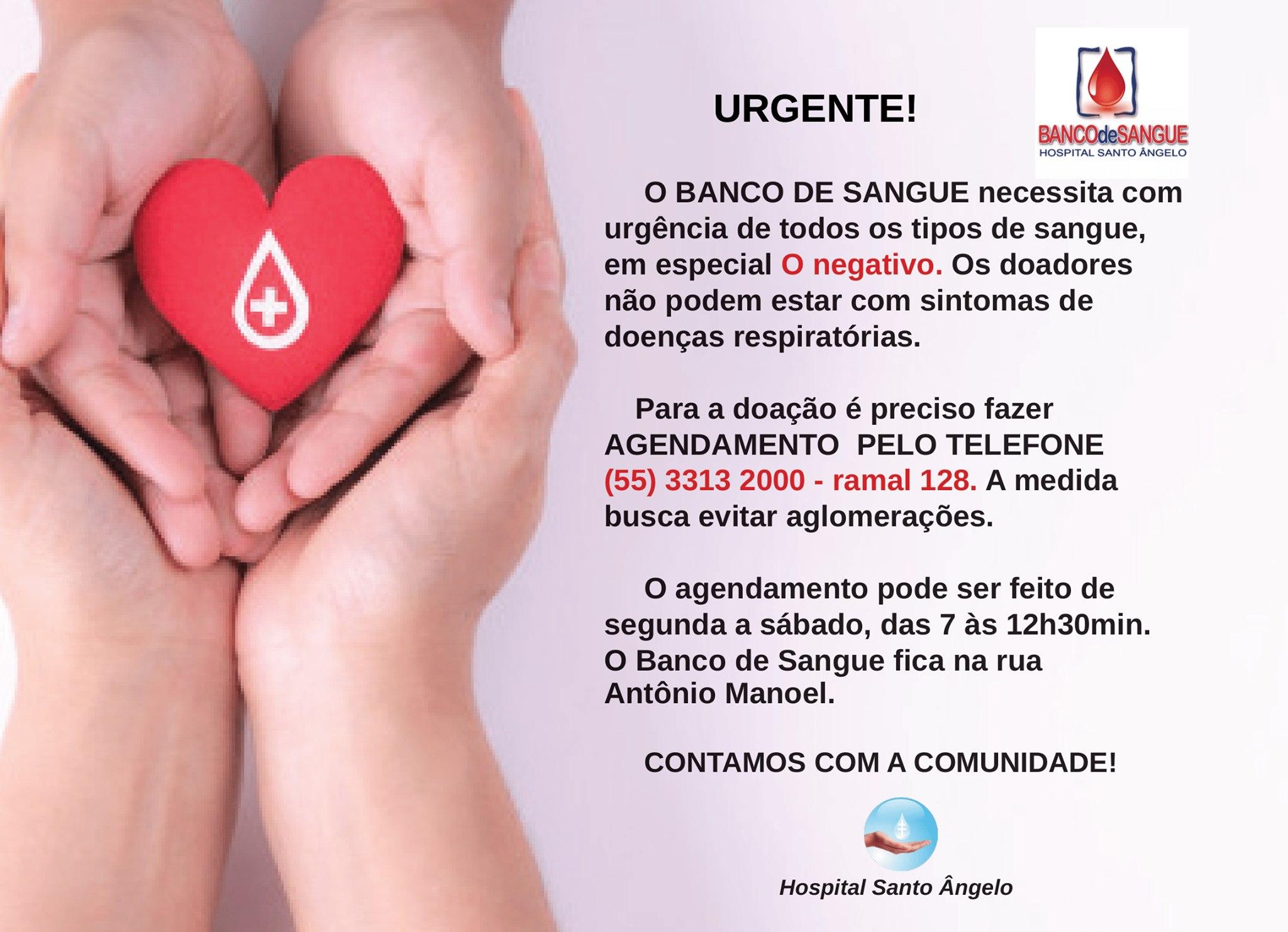 Imagem; Hospital Santo Ângelo