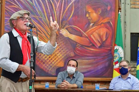 Marco André München, Renato Schorr e Jacques Barbosa - Foto Fernando Gomes