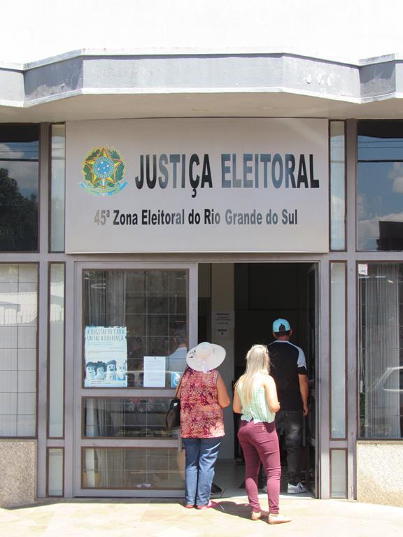 Cartório Eleitoral de Santo Ângelo