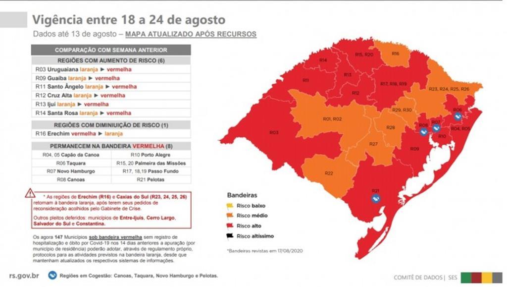 Mapa do Distanciamento Controlado (Copy)