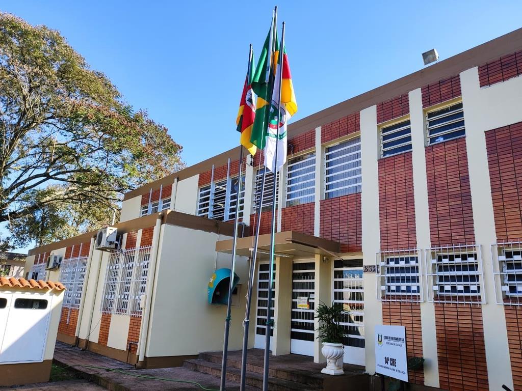 Foto Divulgação - 14ª Coordenadoria Regional de Educação