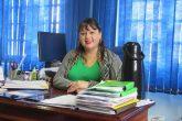 Secretária Municipal de Educação Eliane Fátima Carpes Stiegelmeier