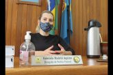 Delegada de Polícia Federal - Gabriela Madrid Aquino - Foto: Marcos Demeneghi
