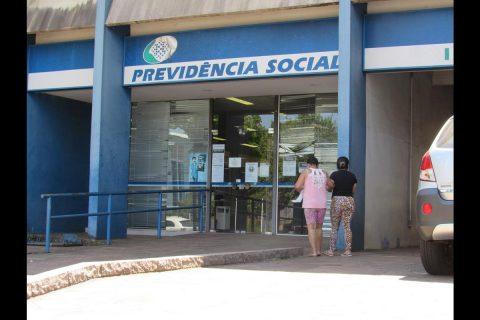 Agência do INSS em Santo Ângelo. Rua dos Andradas, 730 - Centro