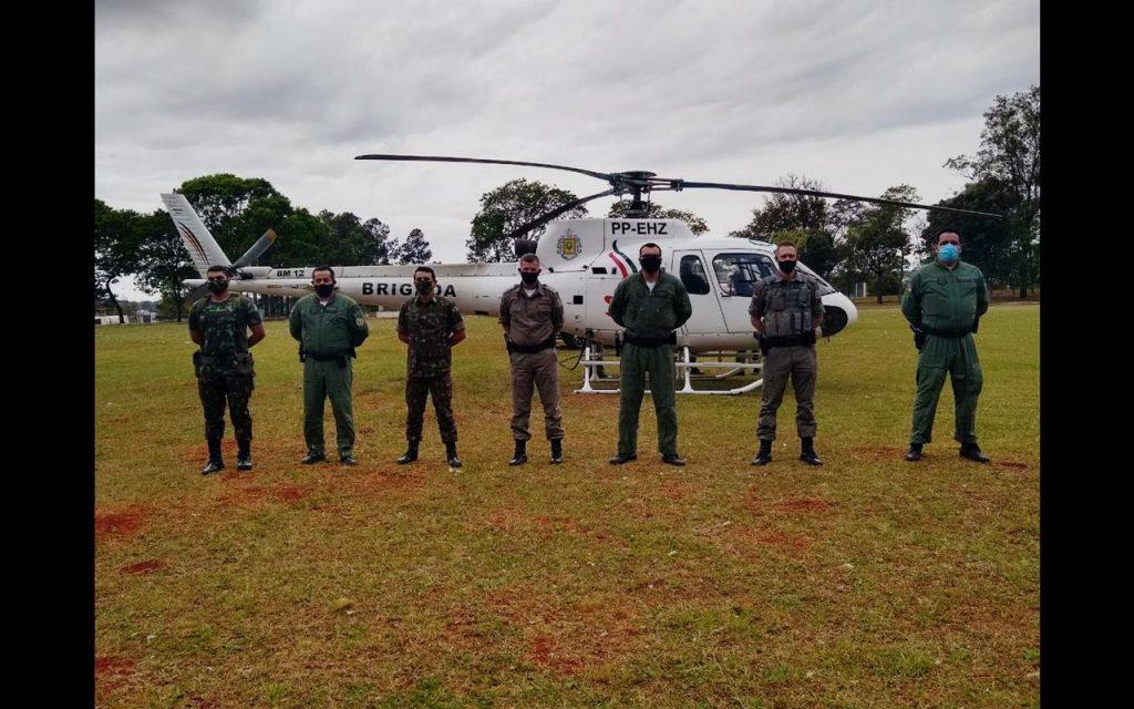 Divulgação - Brigada Militar