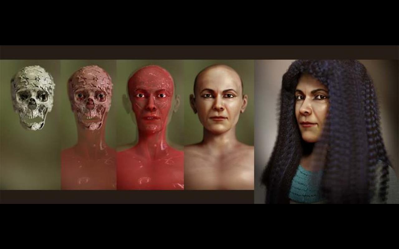A reconstrução facial da múmia Iret-Neferet foi um projeto capitaneado pelo pesquisador, pós-doutor em História e caçador de relíquias Dr.Édison Hüttner e apoiado pelo arqueólogo Dr. Moacir Elias Santos e pelo 3D designer Cícero Moraes.
