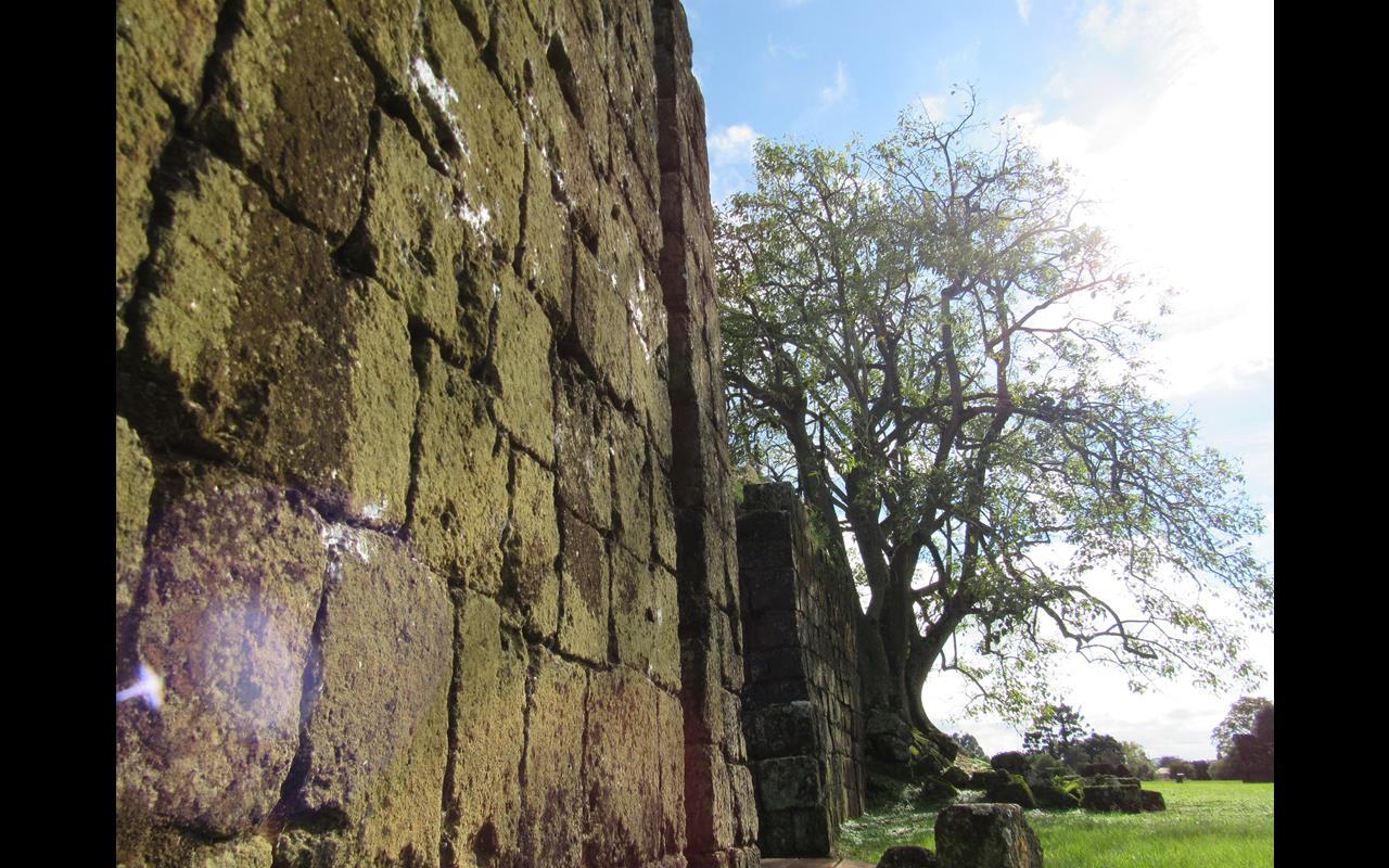 Sítio Arqueológico de São João Batista localizado no interior do município de Entre-Ijuís - Foto: Marcos Demeneghi (arquivo)