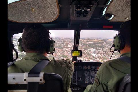Foto: Divulgação / Batalhão de Aviação da Brigada Militar