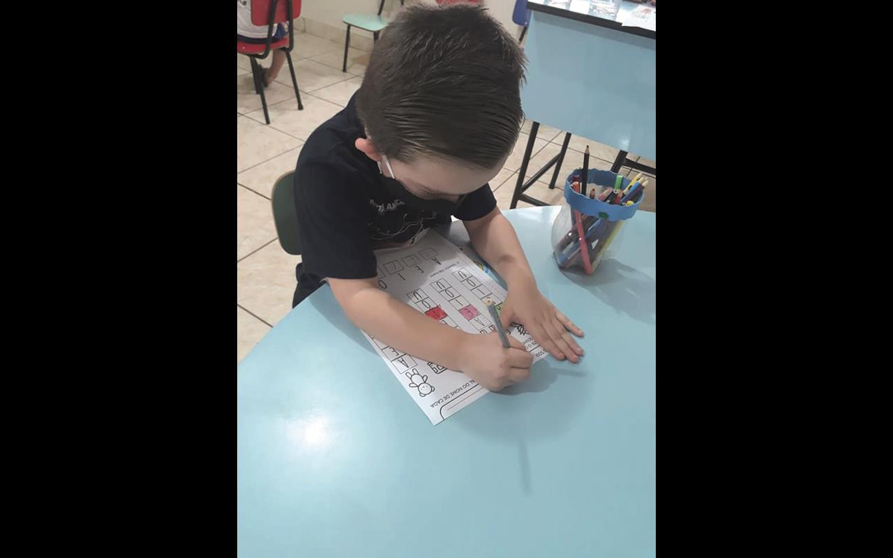 Foto - Divulgação Escola Arco-Íris