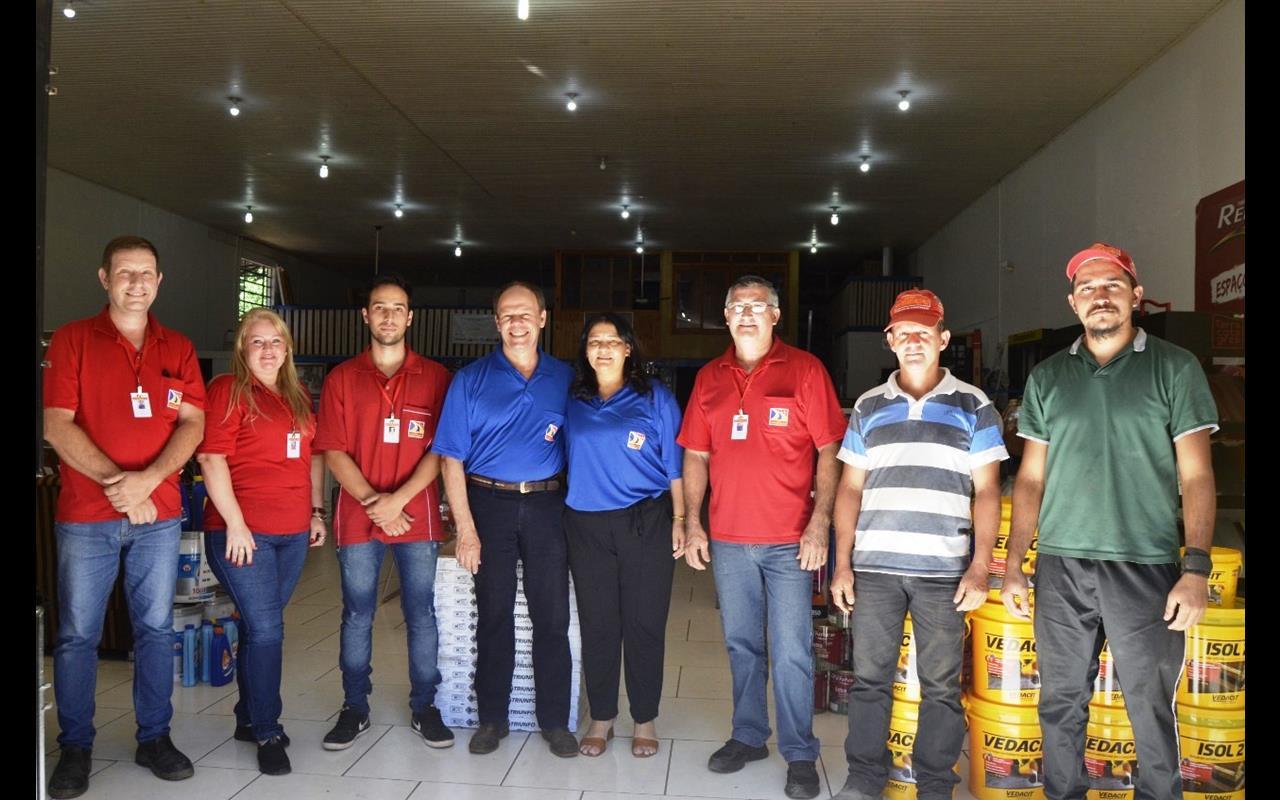 Equipe das Lojas Integração