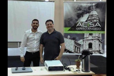Felipe Fontana e Douglas Winter Ciechowiez