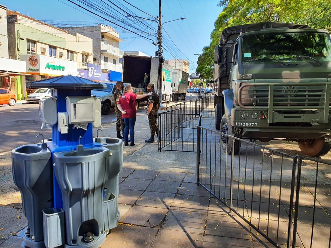 Campanha de Lixo Eletrônico 2020/2
