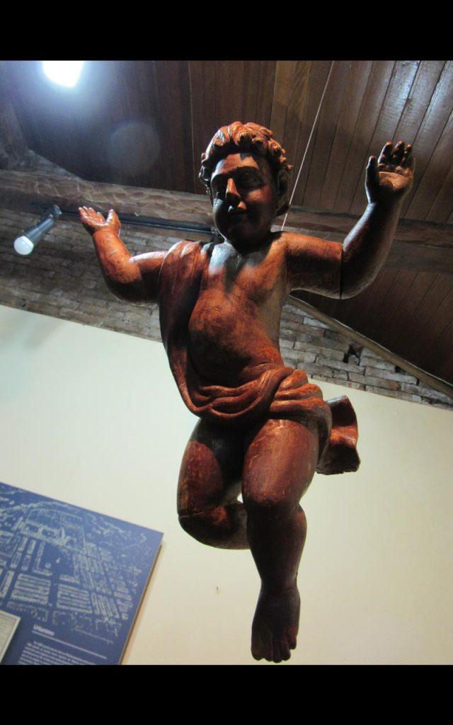 Querubim Missioneiro no Museu (58) (Copy)