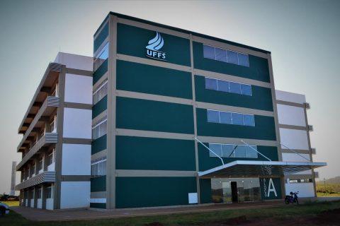 Sede da UFFS - Campus Cerro Largo