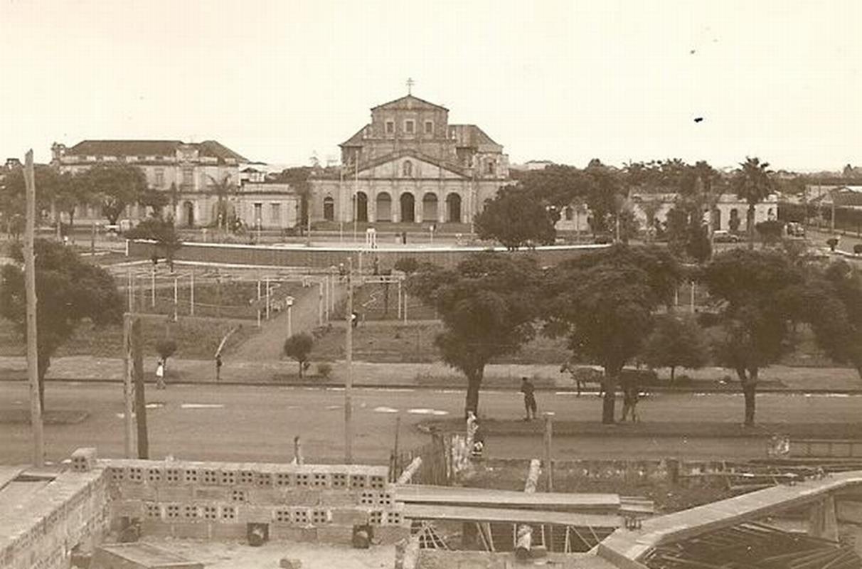 Catedral Vista do telhado do Clube (Copy)