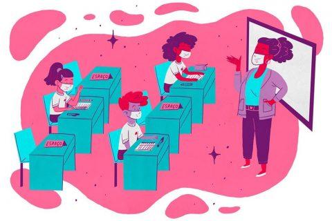 Ilustração | Estúdio Kiwi | NOVA ESCOLA
