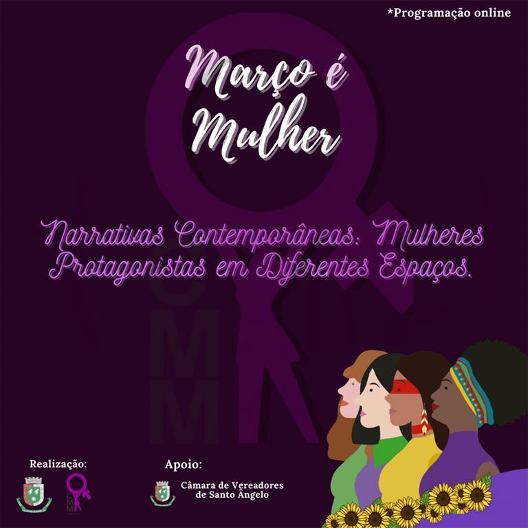 Capa Março é Mulher (Copy)
