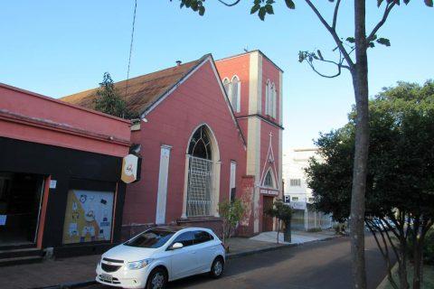 Foto: Marcos Demeneghi - Igreja Metodista em Santo Ângelo