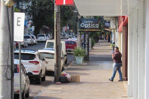 Rua Marques do Herval.