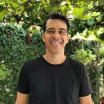 Marcos Demeneghi - Jornalista do Jornal O Mensageiro