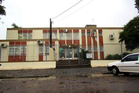 Sede da 14ª Coordenadoria Regional de Educação em Santo Ângelo